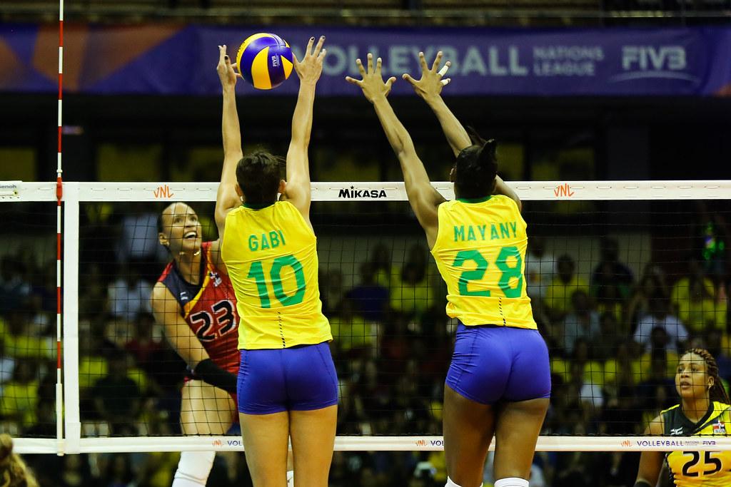Como será a Liga das Nações de vôlei feminino