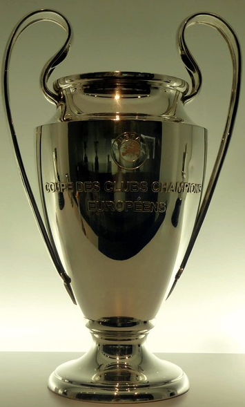 taça prata dos vencedores da eurocopa